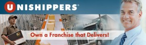 unishippers global logistics veterans franchise for sale
