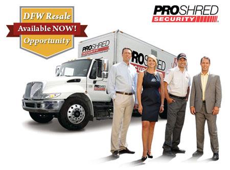Proshred Veterans Franchise for sale